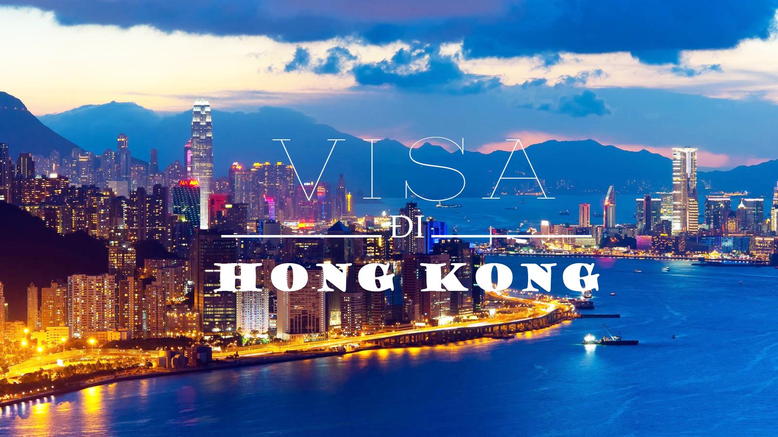 visa nhập cảnh vào Hong Kong