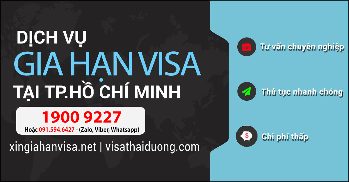 Visa Thái Dương Hotline