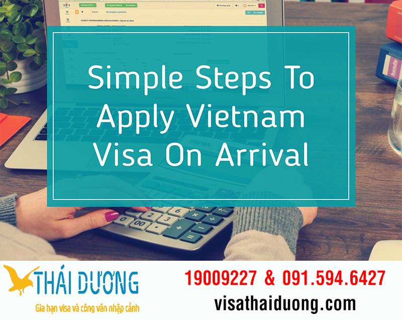 Chính sách vận chuyển của công ty Visa Thái Dương