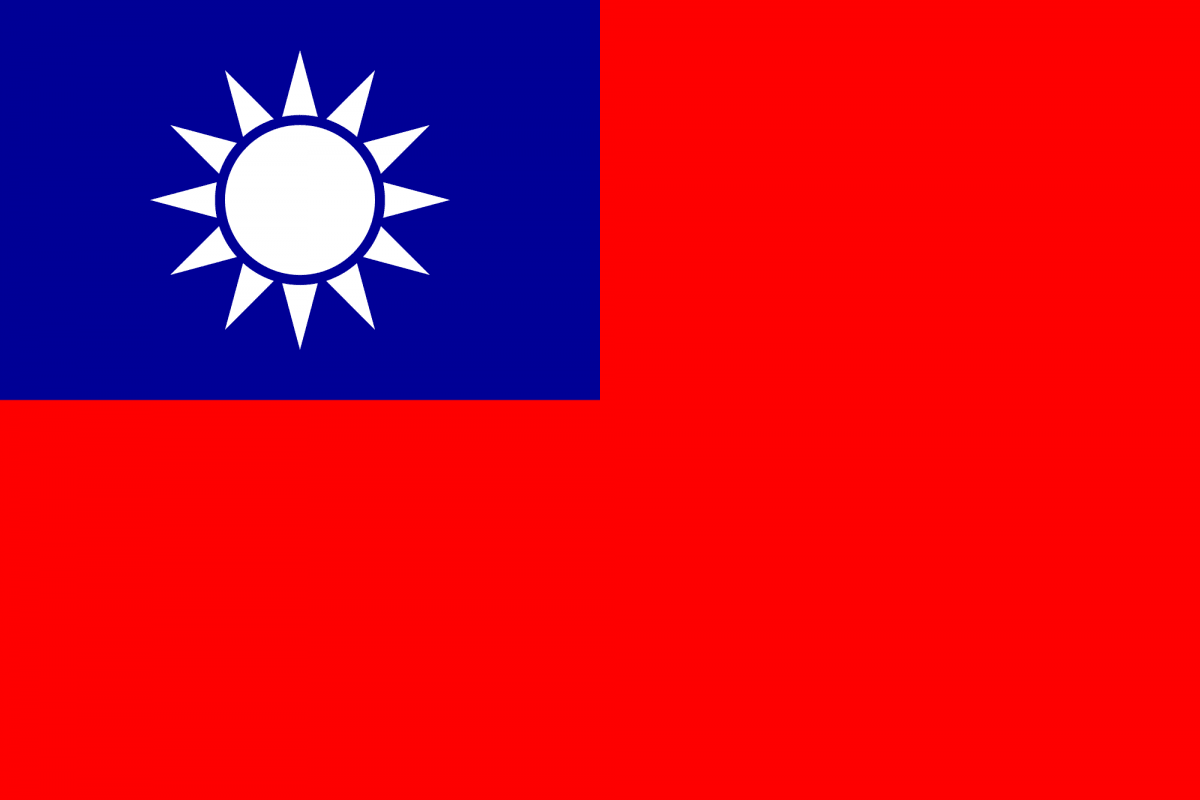 TaiwanFlagg