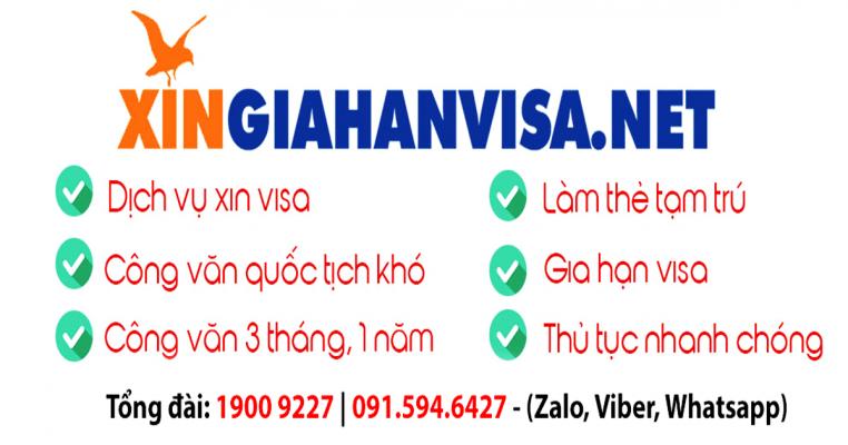 Dịch vụ xin công văn nhập cảnh Việt Nam